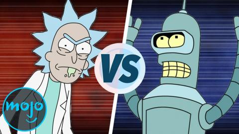 Rick and Morty vs. Futurama