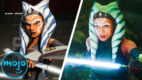 Top 10 Ahsoka Moments