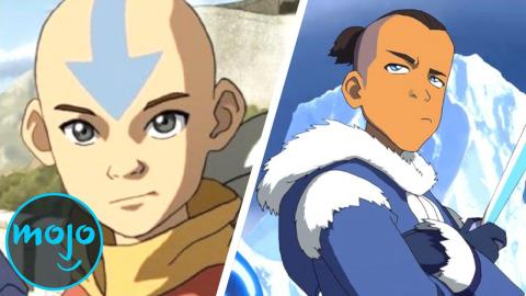 Top 10 Greatest Avatar Characters