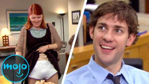 Top 10 Awkward Moments in The Office US Series