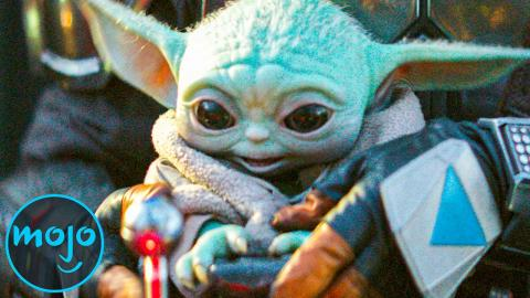 Top 10 Baby Yoda Moments
