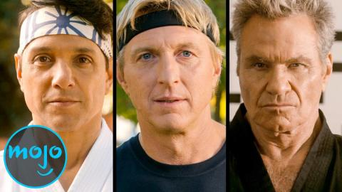 Top 10 Cobra Kai Season 3 Fights