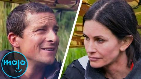 Top 10 Crazy Bear Grylls Celebrity Challenges