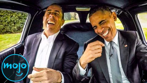 Top 10 Episodes of Comedians in Cars Getting Coffee