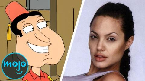 Top 10 Family Guy Would You Rathers