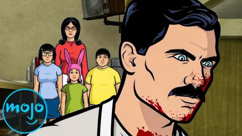 Top 10 Funniest Archer Moments