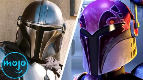 Top 10 Mandalorians in Star Wars