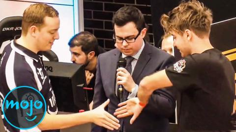 Top 10 Most Awkward Handshakes of All Time