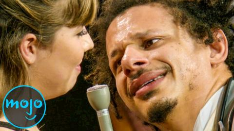 Top 10 Most Confrontational Eric Andre Show Interviews