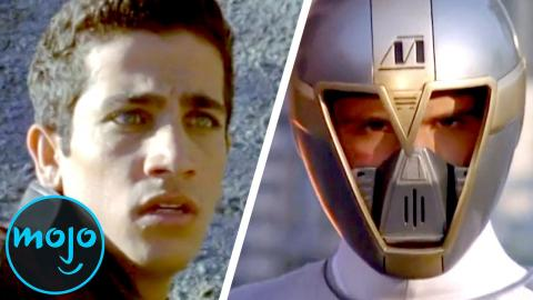 Top 10 Unexpected Power Rangers Plot Twists