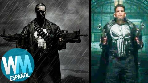 Top 10 Referencias OCULTAS en THE PUNISHER