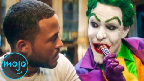 Top 10 Hilarious Snickers Commercials