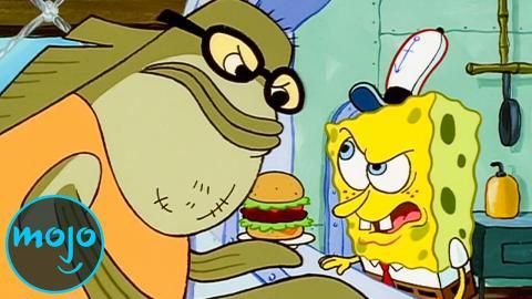 Top 10 Best SpongeBob SquarePants Songs | WatchMojo com