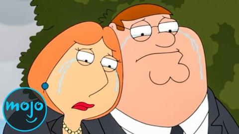 Top 10 Times Family Guy Tackled Serious Issues