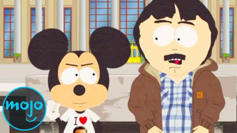 Top 10 Times South Park Made Fun of Disney
