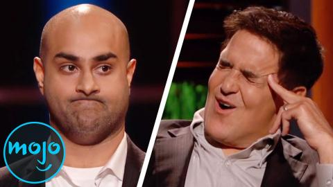 Top 10 Times the Shark Tank Panel Got Pissed