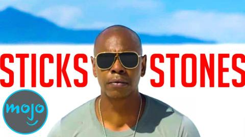 Top 10 Reactions to Dave Chapelle's Sticks and Stones