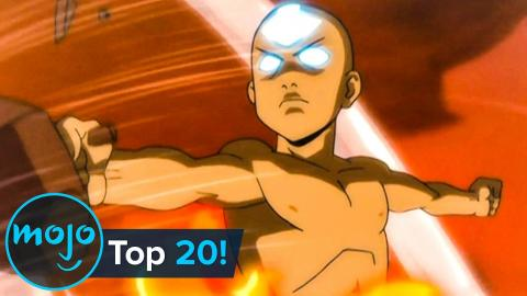 Top 20 Animated TV Moments We Waited Years to See