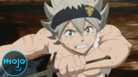 Top 10 Black Clover Fights