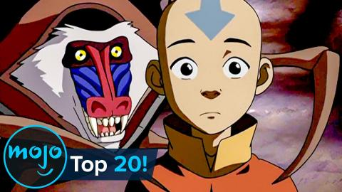 Top 20 Darkest Avatar and Korra Moments Ever