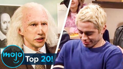 Top 20 Saturday Night Live Sketches That Went Terribly Wrong