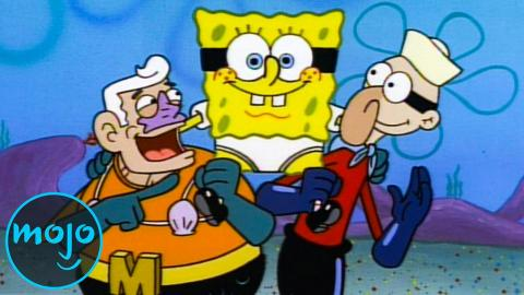 Top 20 Spongebob Squarepants Episodes