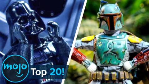 Top 20 Times Robot Chicken Made Fun of Star Wars