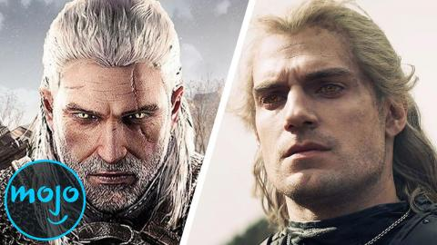 Top 10 Things The Witcher Show Did Better Than the Games