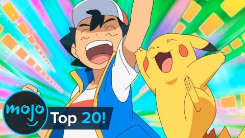 Top 20 Pokémon Anime Battles