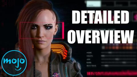 Cyberpunk 2077 Detailed Gameplay Overview