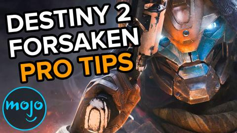 Pro Tips To Get You Started in Destiny 2: Forsaken