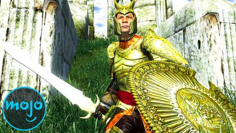 Top 10 Elder Scrolls Games