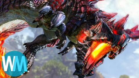 Another Top 10 Monster Hunter Monsters