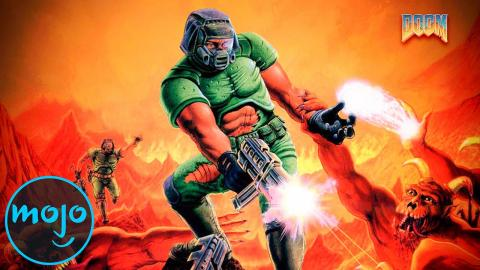 Top 10 Most Badass Video Game Characters of the 90s