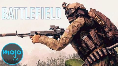 Top 10 Best Battlefield Weapons