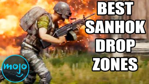 Top 10 Best Sanhok Drop Locations