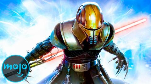Top 10 Best Canceled Star Wars Games