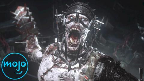 Top 10 Disturbing Call of Duty Zombies
