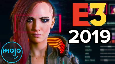 Top 10 E3 2019 Predictions