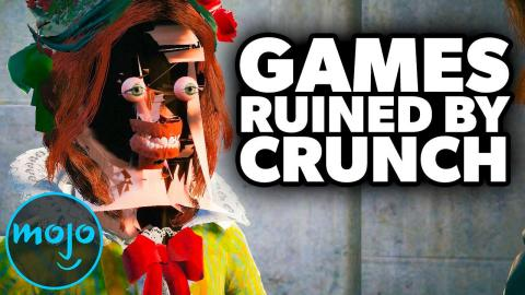 Top 10 Video Games Ruined By Rush Production