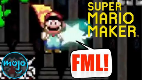 10 Tips to Create The Best Super Mario Maker 2 | WatchMojo com
