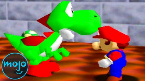 Top 10 Hidden Secrets in Mario Games