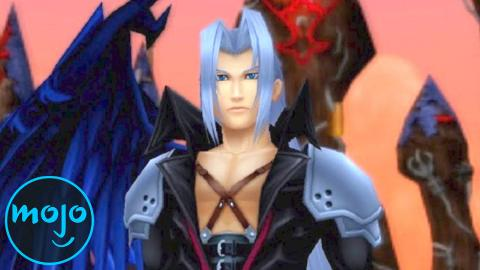 Top 10 Kingdom Hearts Boss Battles