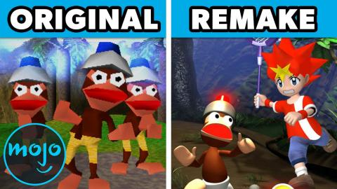 Top 10 Laziest Video Game Remasters and Remakes