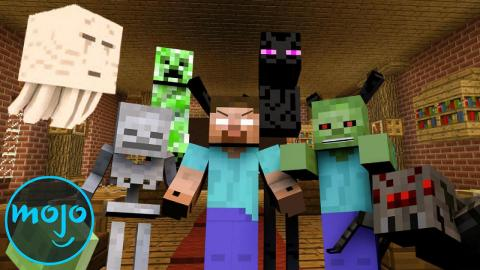 Top 10 Deadly Minecraft Mobs