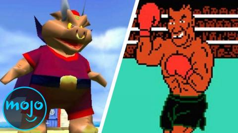 Top 10 Most Difficult Video Game Enemies and How to Beat Them
