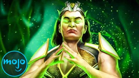 Top 10 Most Evil Mortal Kombat Fighters
