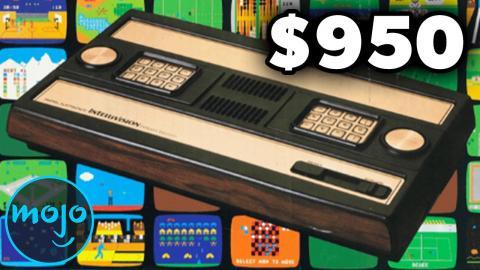 Top 10 Most Expensive Video Game Consoles EVER