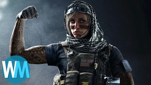Top 10 Operators in Rainbow Six: Siege