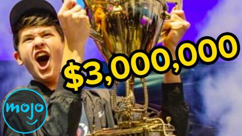 Top 10 Richest Pro Gamers in the World